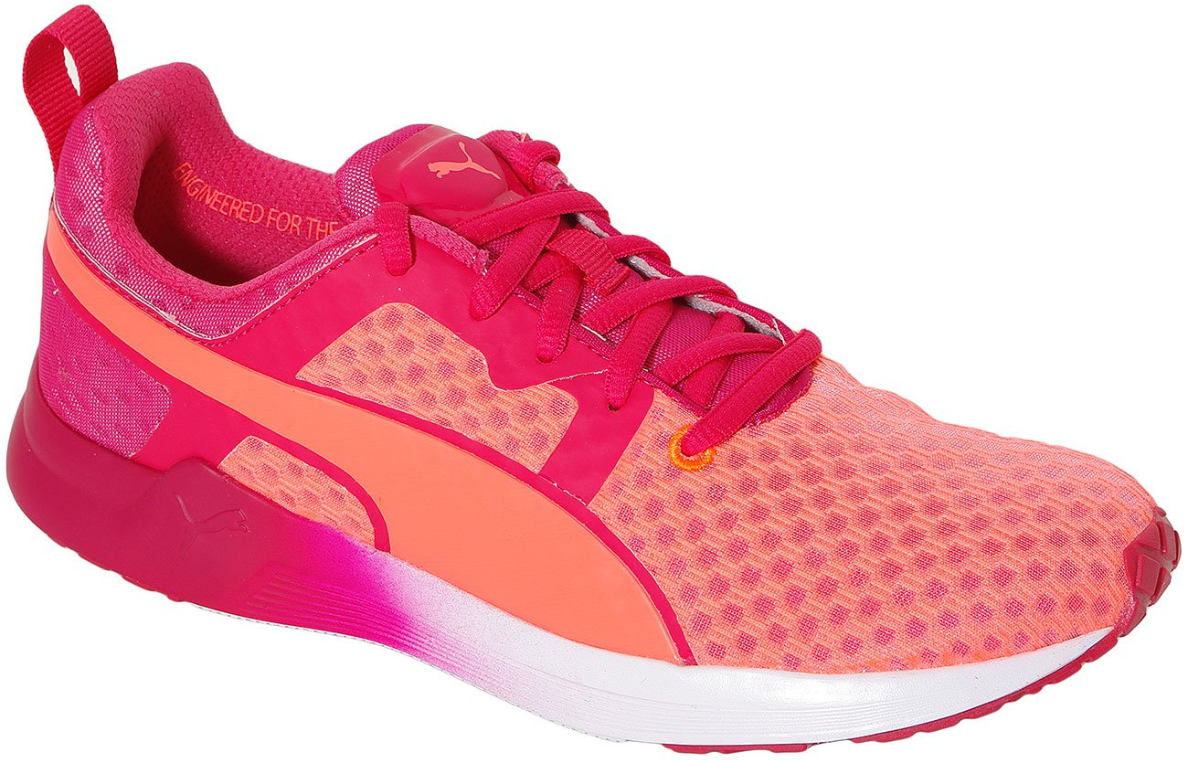 PUMA PULSE XT CORE WNS FLUO PEACH-ROSE RED-W 188558 SNEAKERS