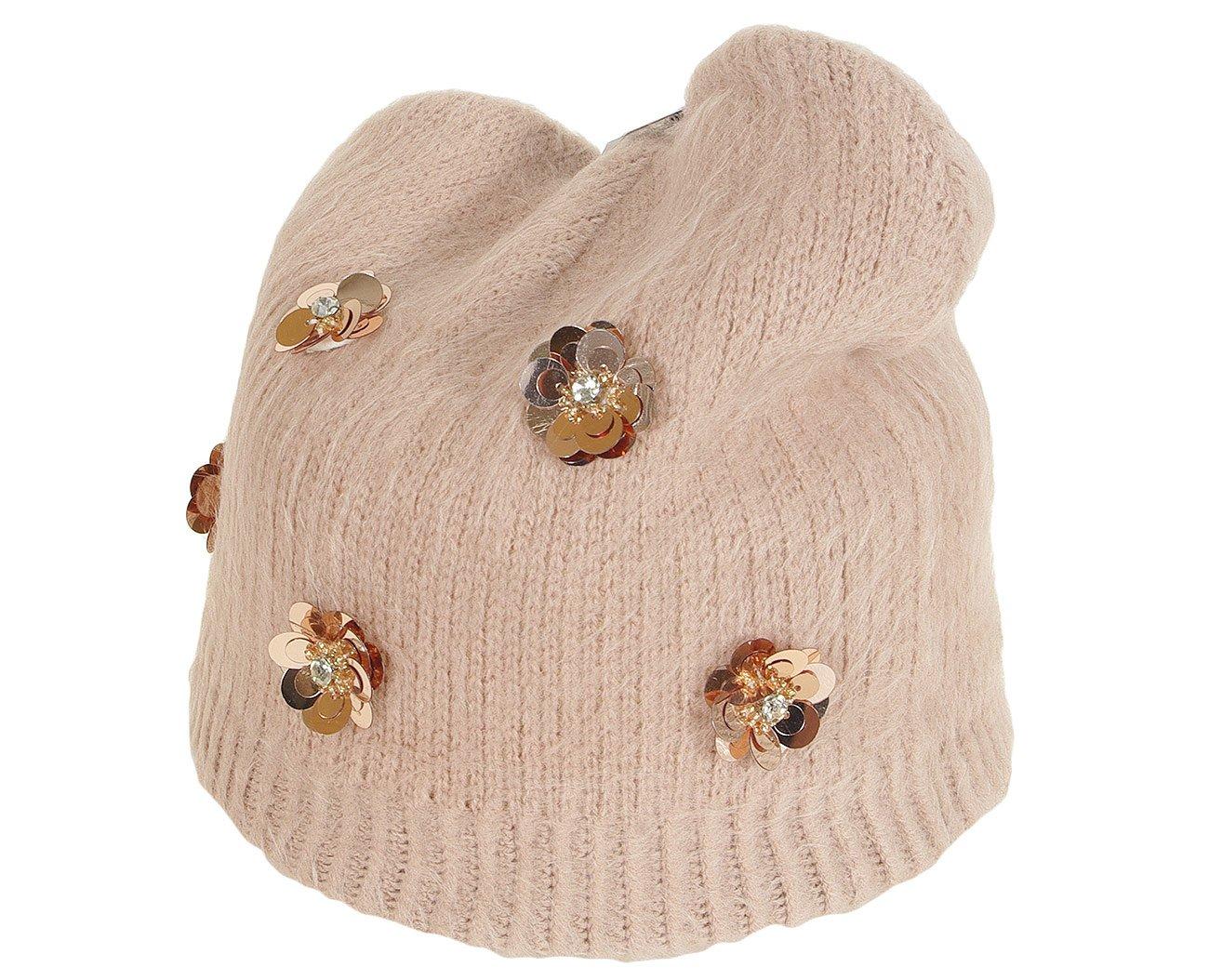 Rinascimento 11269 czapka berretto rosa