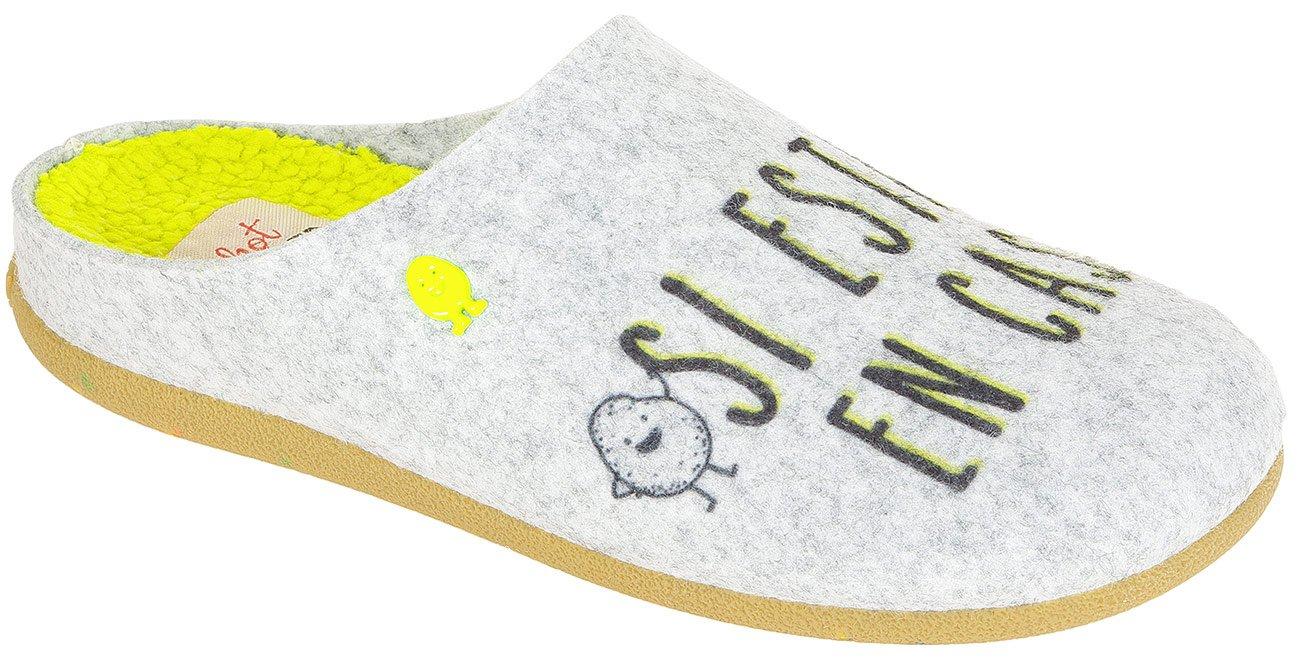 Gioseppo 41414 obuwie domowe Hot Potatoes gris