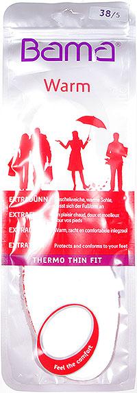 Bama Thermo Thin Fit wkładki
