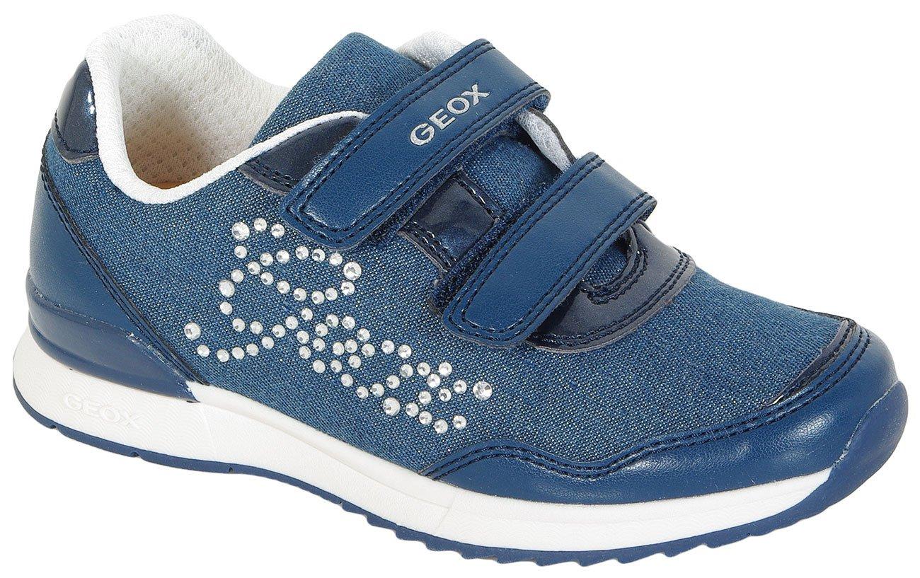 GEOX MAISIE C sneakers JEANS.BR+SIN.PE.NAVY