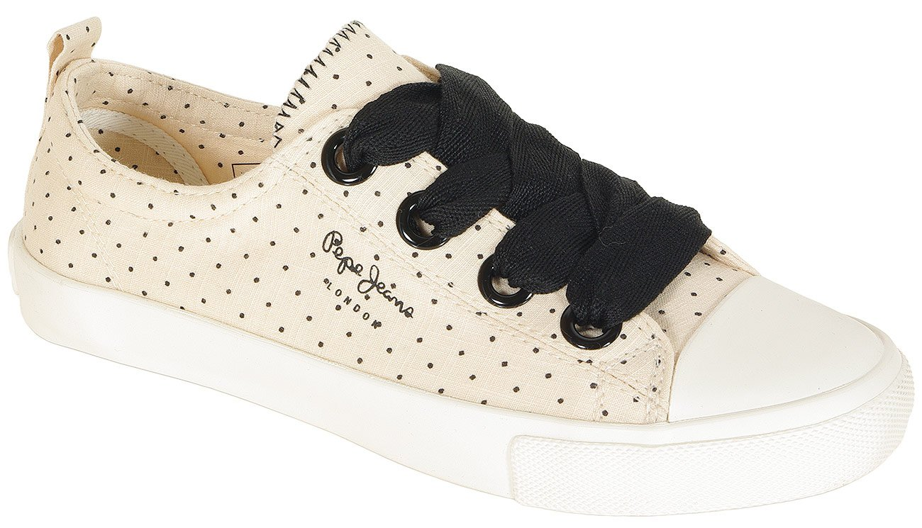 Pepe Jeans Gery Spot sneakers white