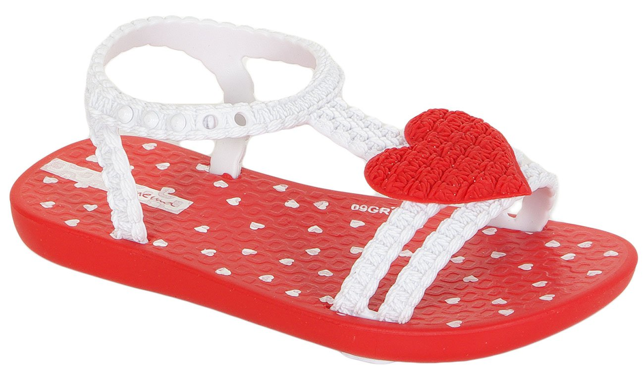 Ipanema My First Ipanema sandały baby red/white