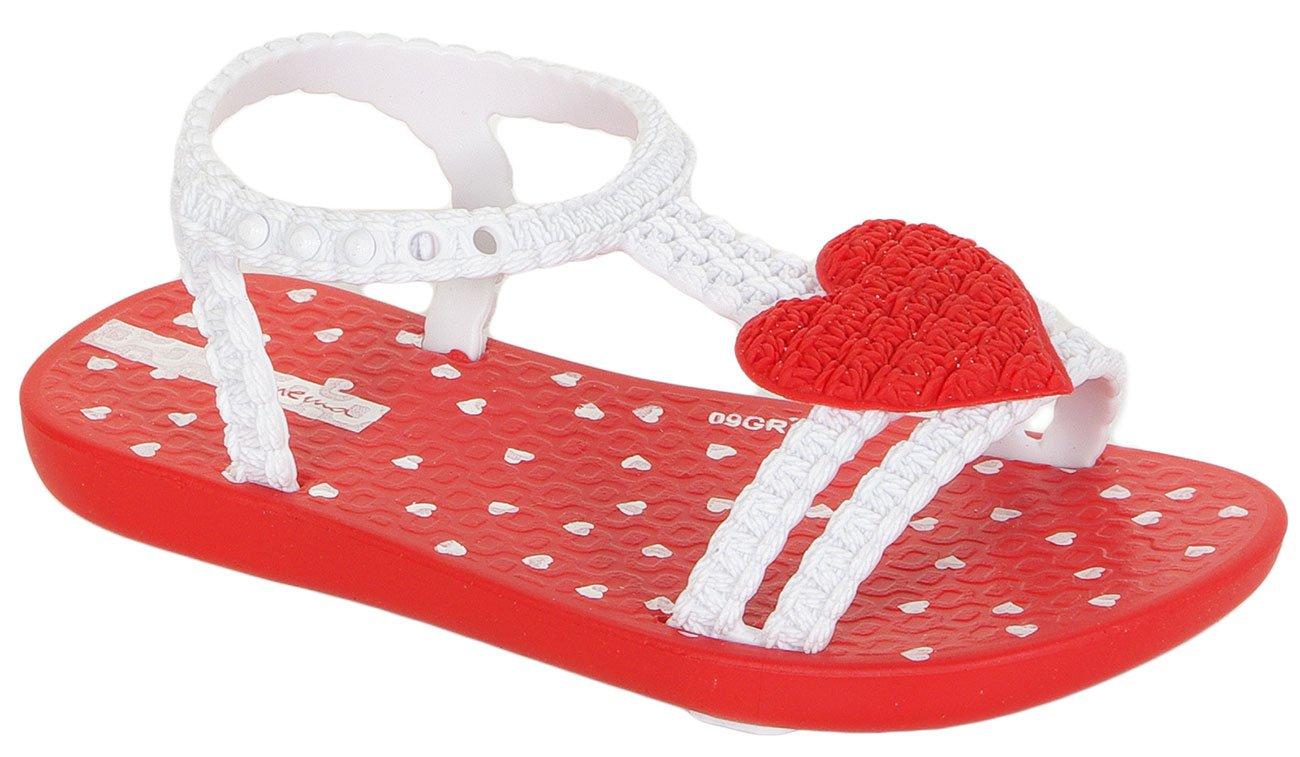 Ipanema My First Ipanema Baby Red/White sandały