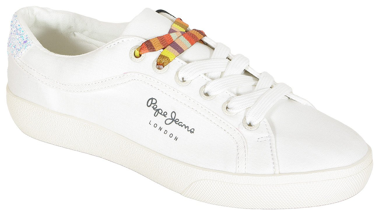 Pepe Jeans Rene Surf sneakers white