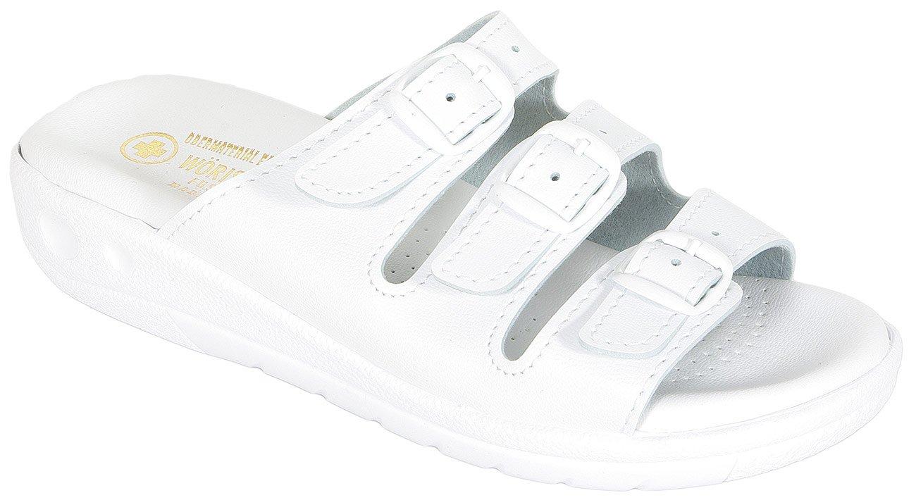 Sanital Flex KO01 klapki white