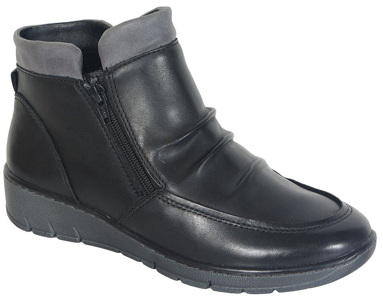 Jana 25405 W.H Black botki