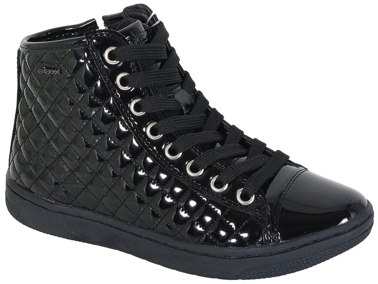 GEOX CREAMY D sneakers SYNT.PAT BLACK