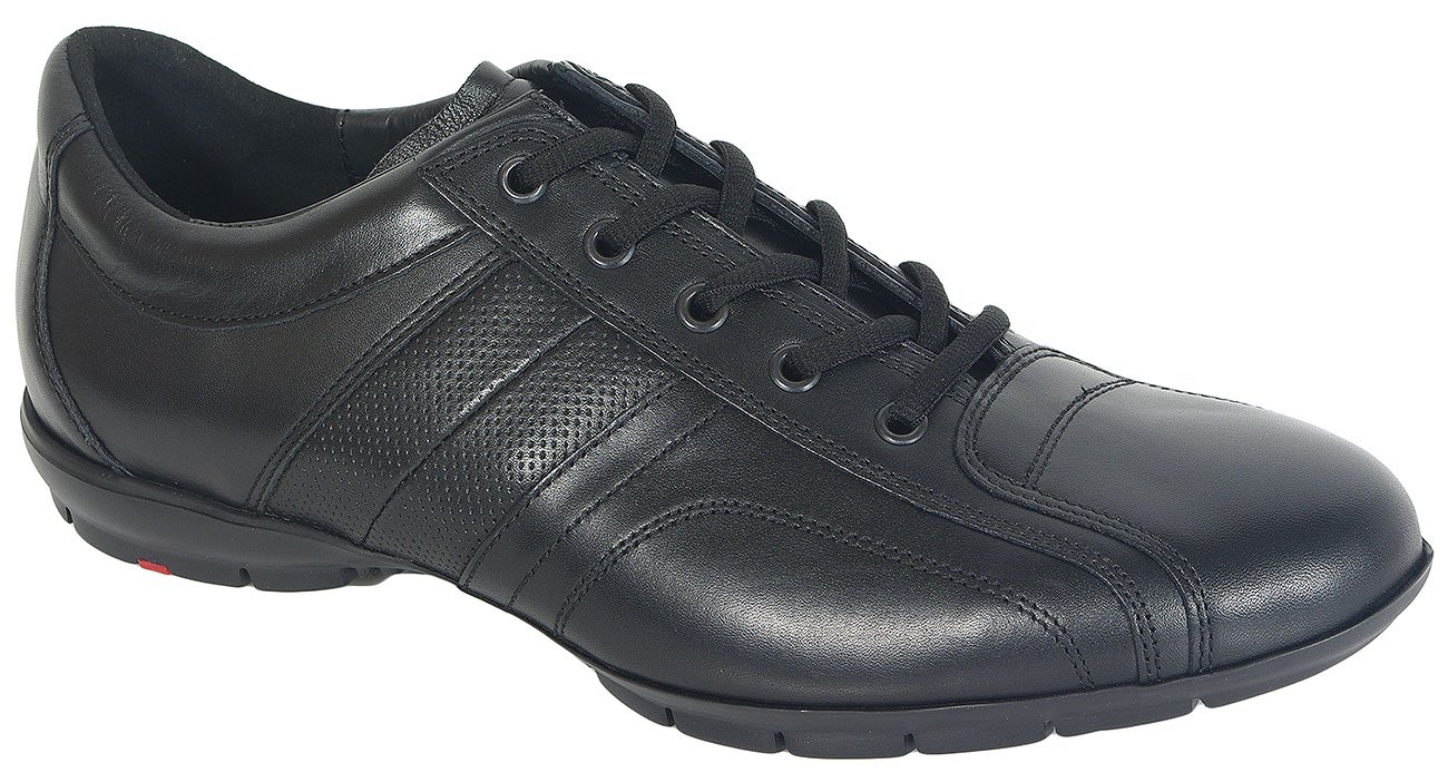 Lloyd Allie San Remo Black sneakers