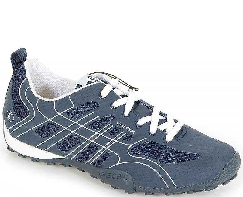 GEOX Snake A sneakers Blue