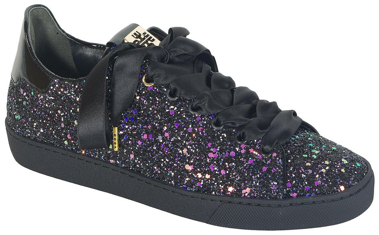 Hogl 0359 Glammy Glitertex Multi sneakers