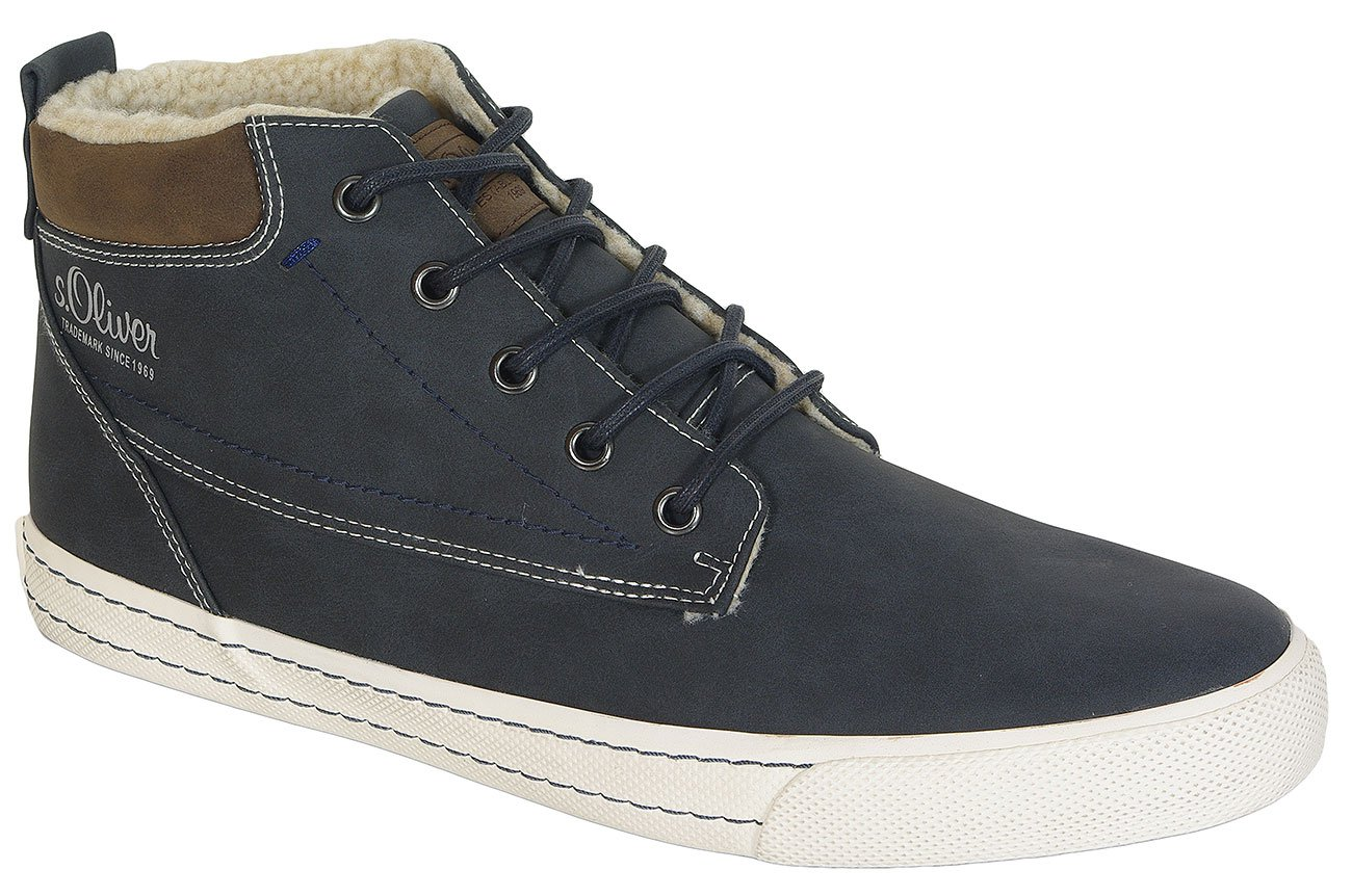 s.Oliver 16206 Navy sneakers