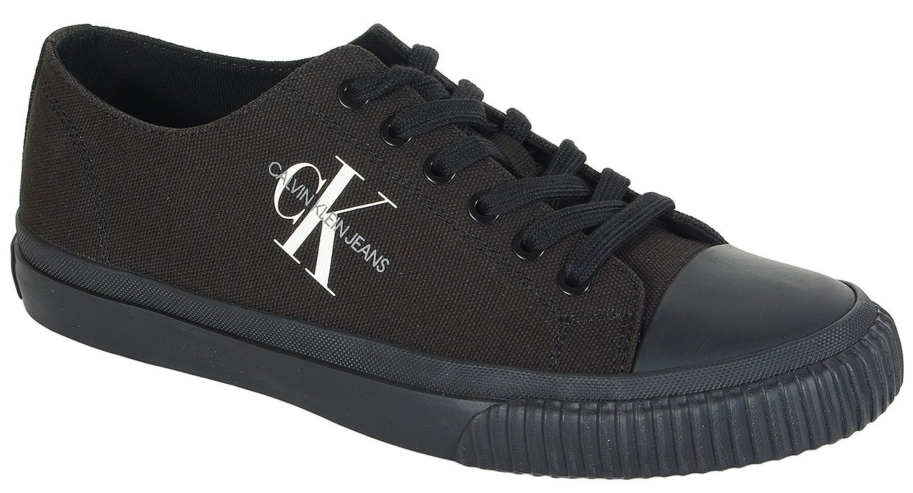 Calvin Klein Jeans Iaco sneakers canvas black