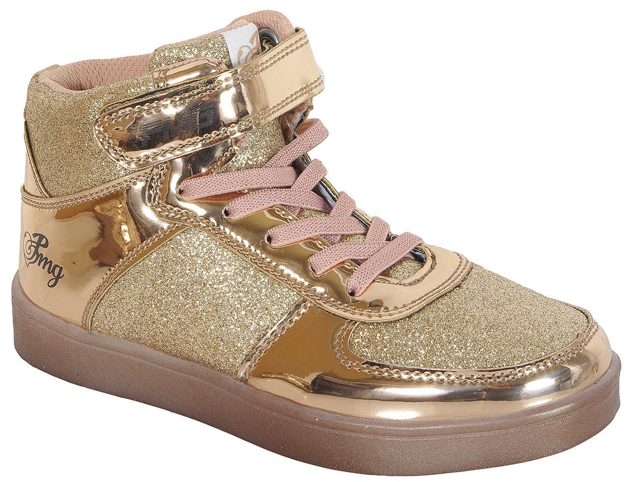 Primigi 83483 Lights Specchio/Glitt/Cipri sneakers