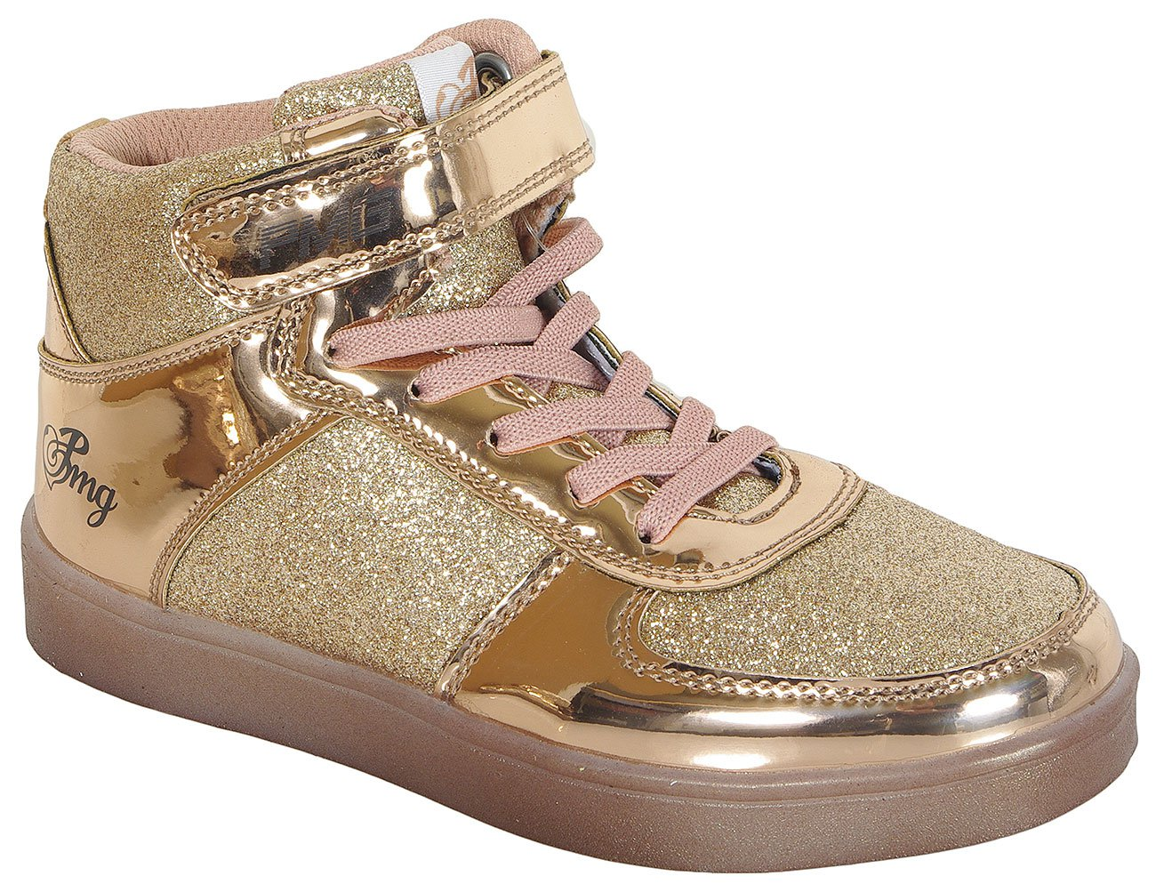 Primigi B&G Total Light Specchio/Glitt Cipri sneakers