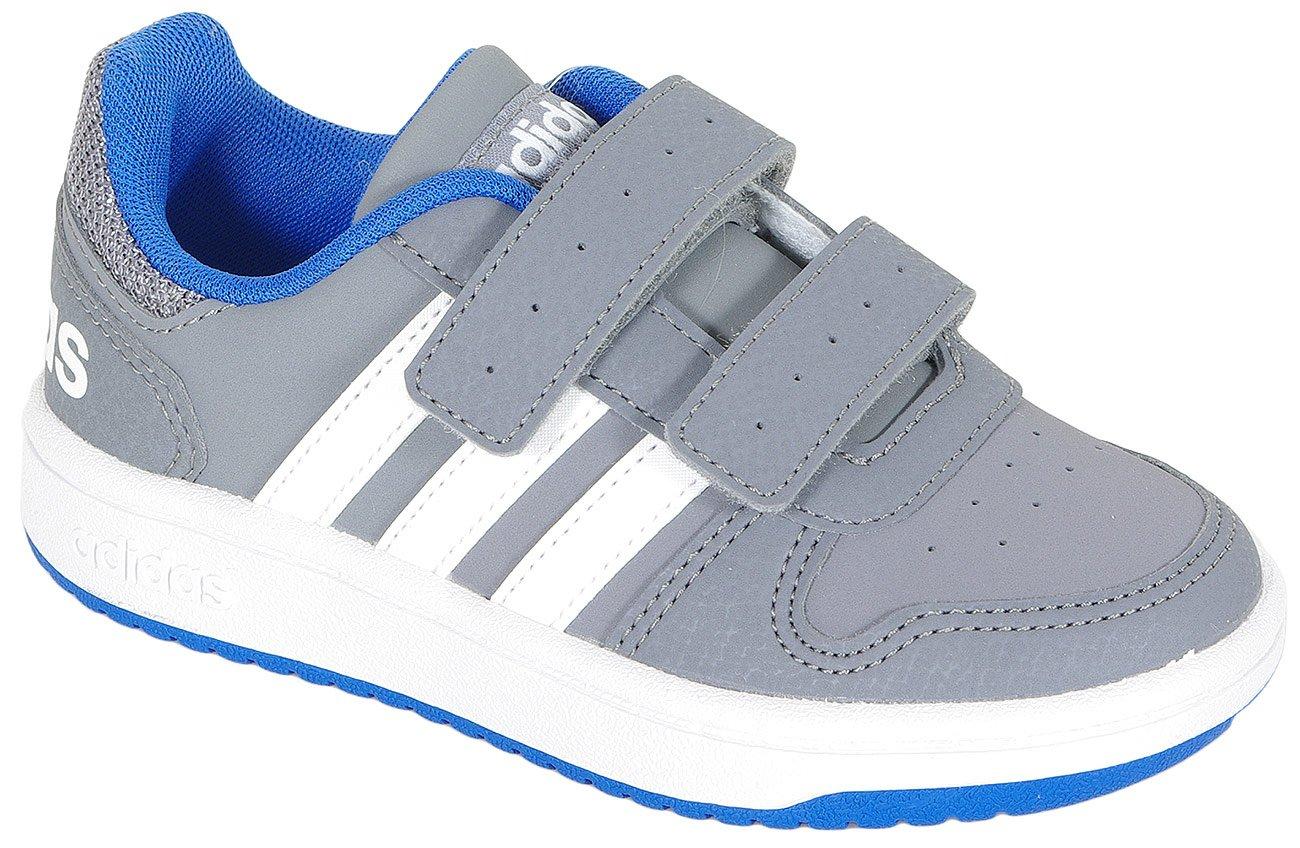 Adidas Hoops 2.0 CMF C sneakers grey