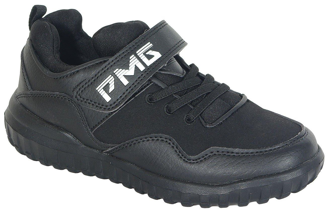 Primigi PMG Fly Nabuk Pu/Nap. Nero sneakers
