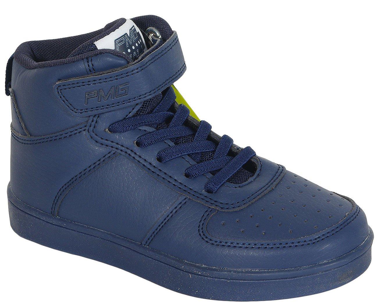 Primigi B&G Total Light Bottalato Pu Navy sneakers