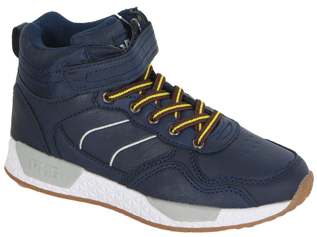 Primigi B&G Mega Nabuk Pu/Navy sneakers