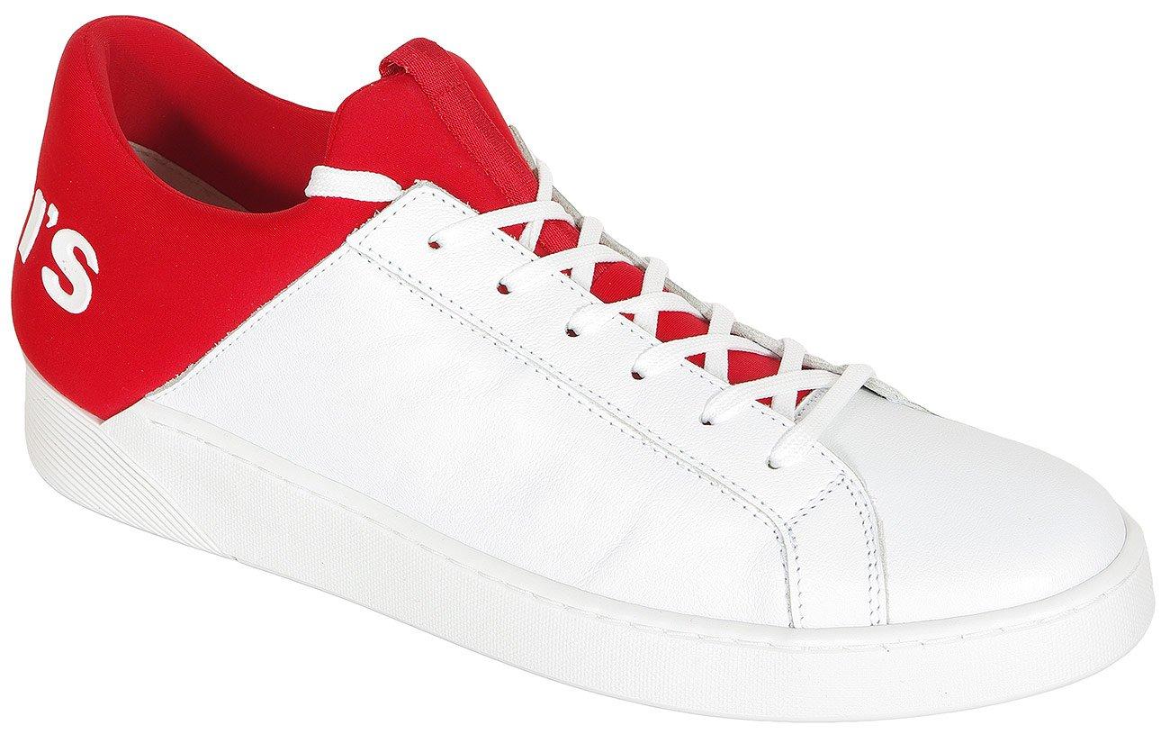Levis Mullet sneakers regular red