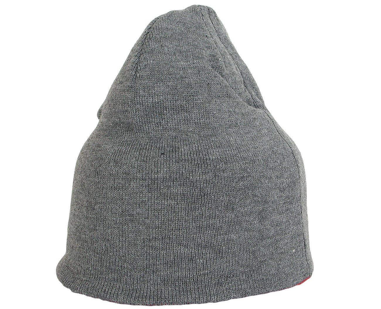 Mess 2356 Grigio/Rosso czapka