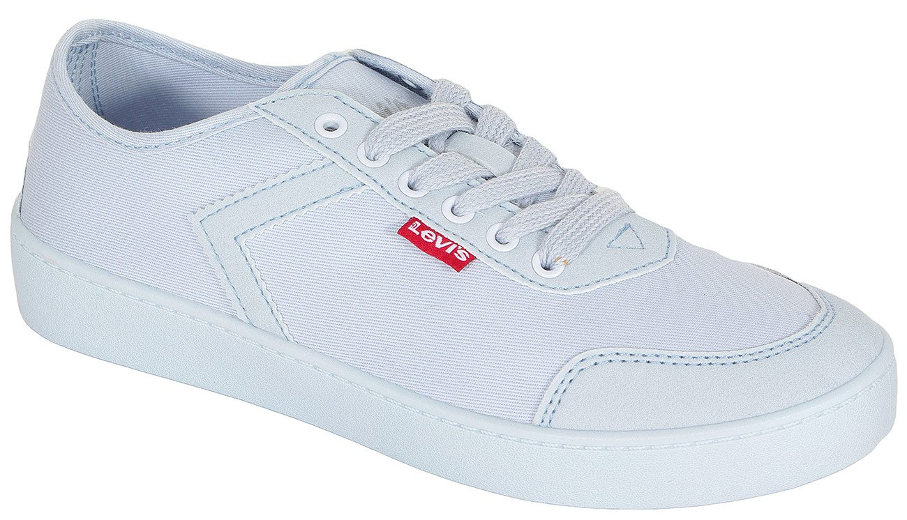 Levis Blanca sneakers light blue