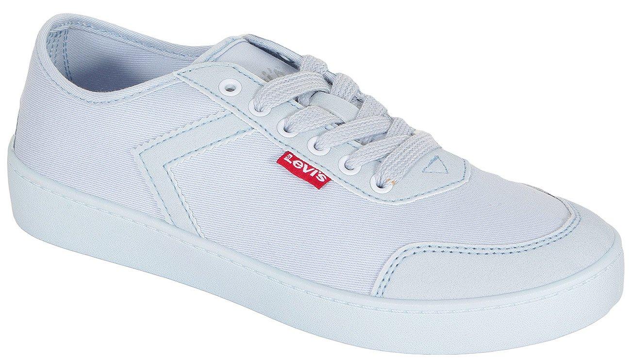 Levis Blanca sneakers light blue