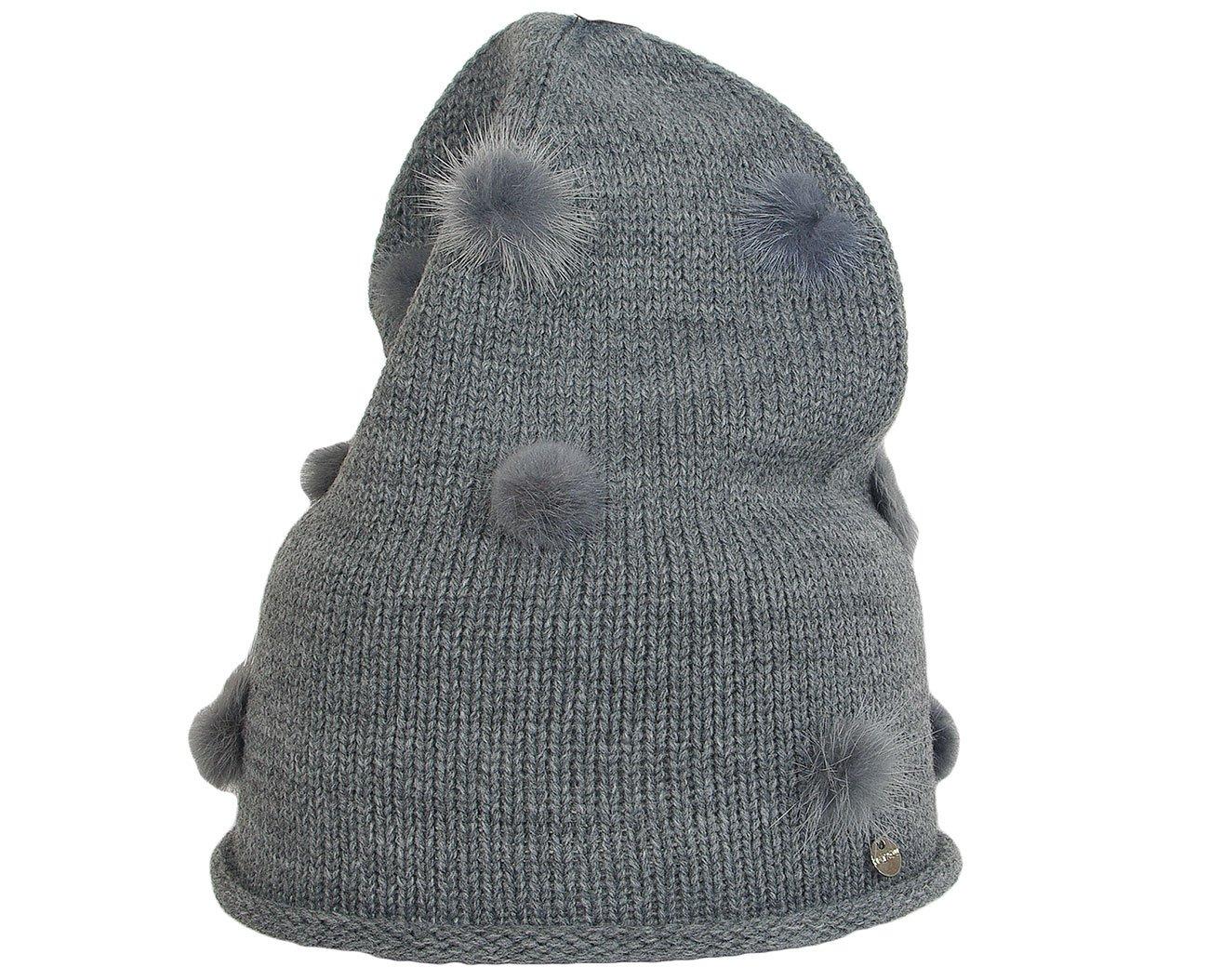 Hat You 2709 Grigio czapka