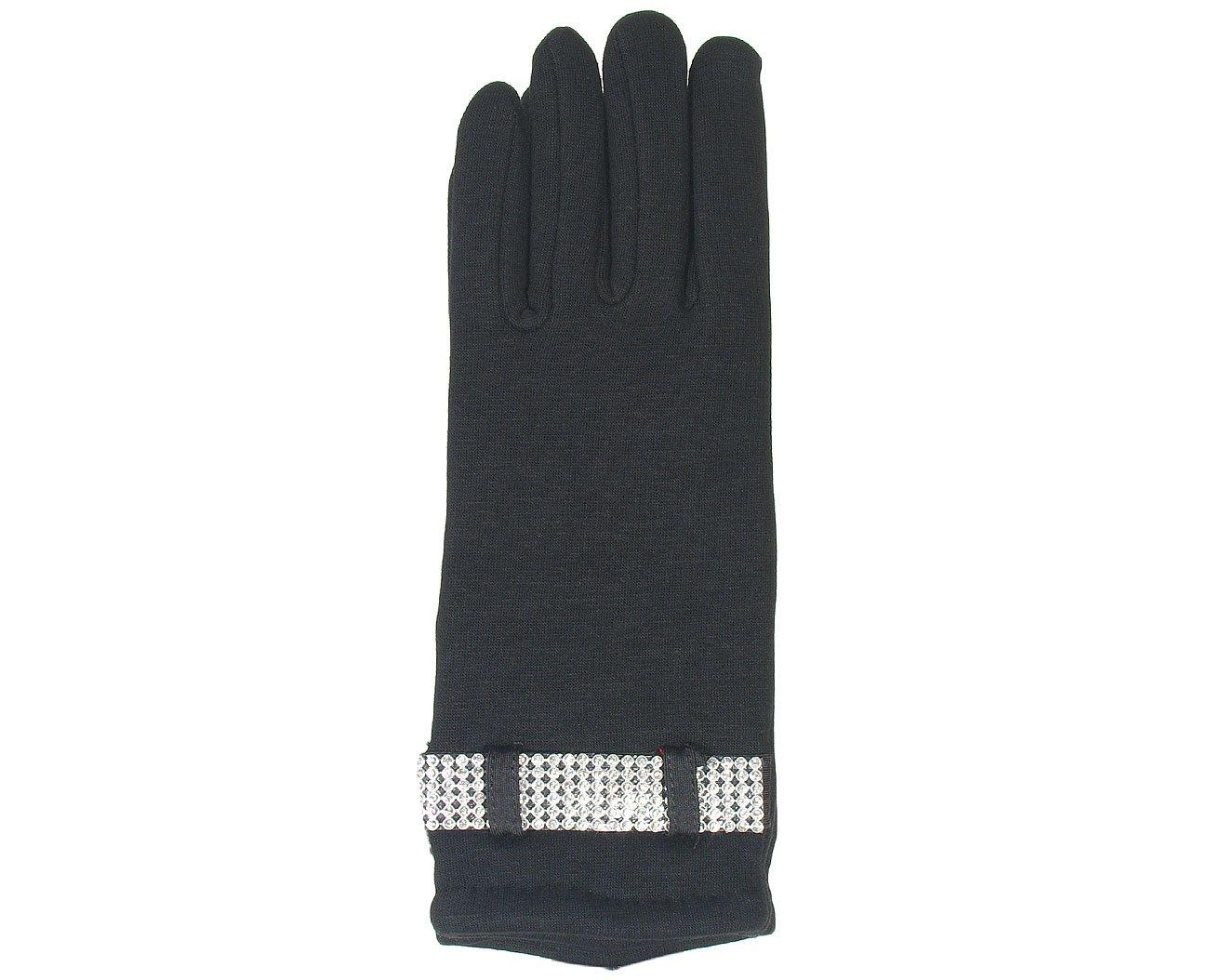 Hat You 0969 Nero rękawiczki