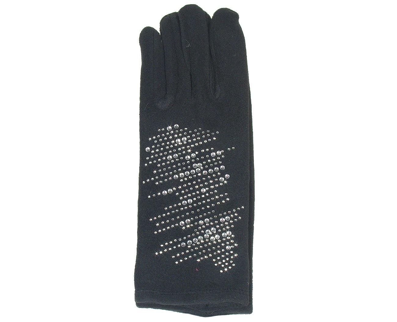 Hat You 1069 Nero rękawiczki