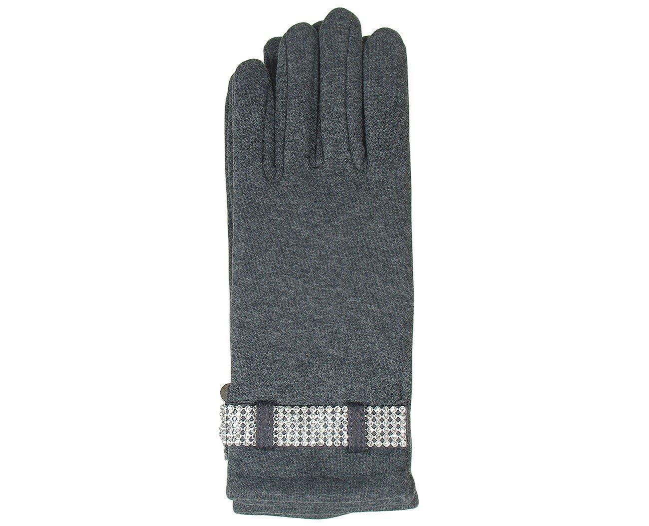 Hat You 0969 Antracite rękawiczki
