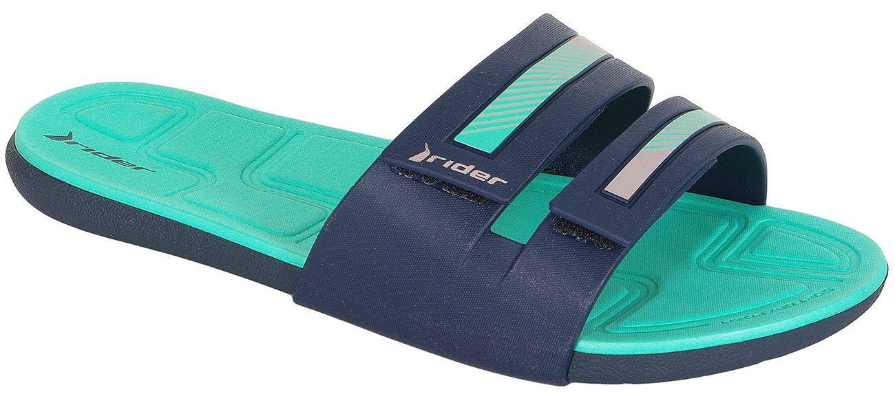 Rider Prania II Fem klapki blue/green