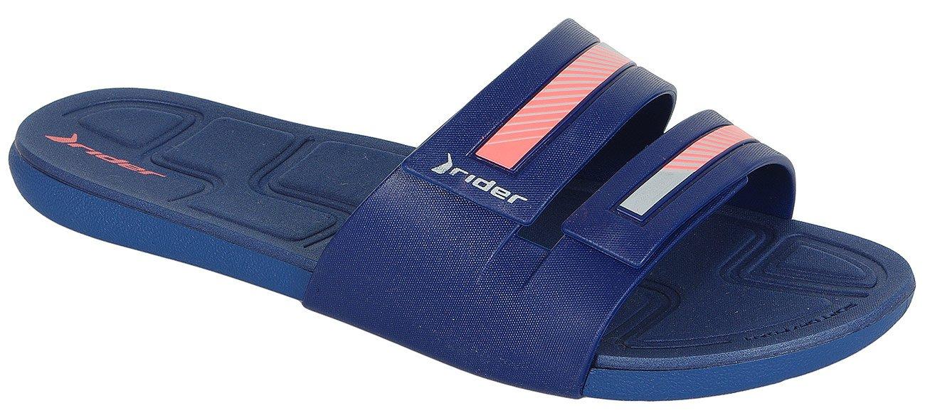 Rider Prana II Fem klapki blue/orange