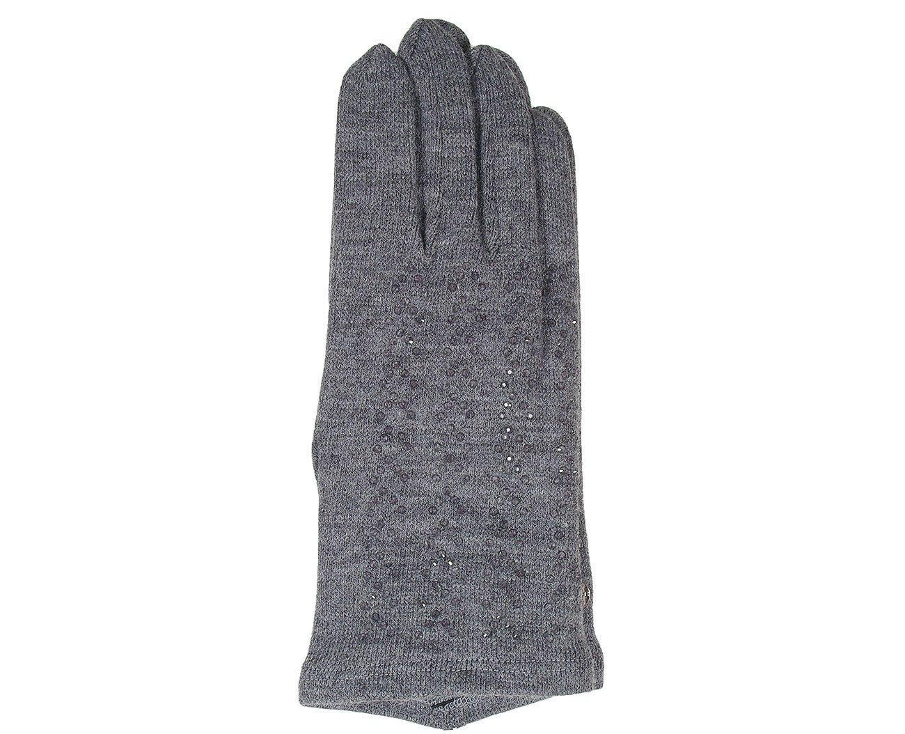 Hat You 1162 Grogio rękawiczki
