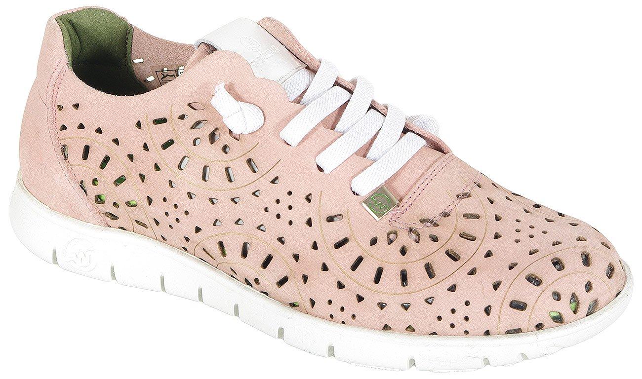 Slowwalk Karma sneakers nubuck pink