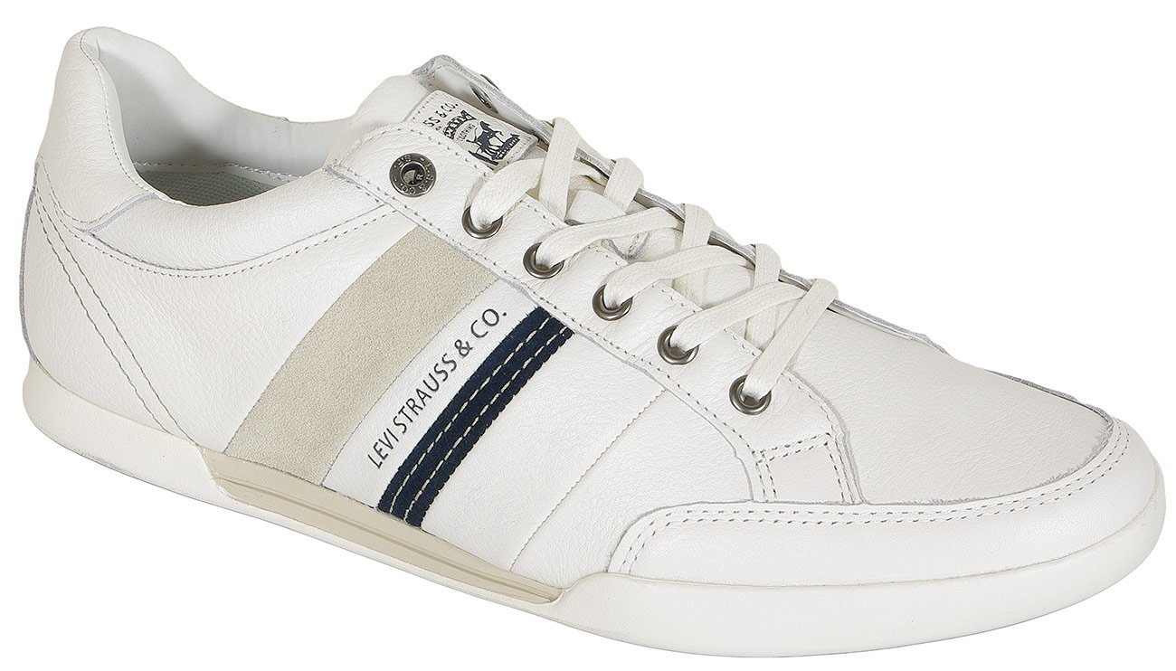 Levis Turlock sneakers regular white