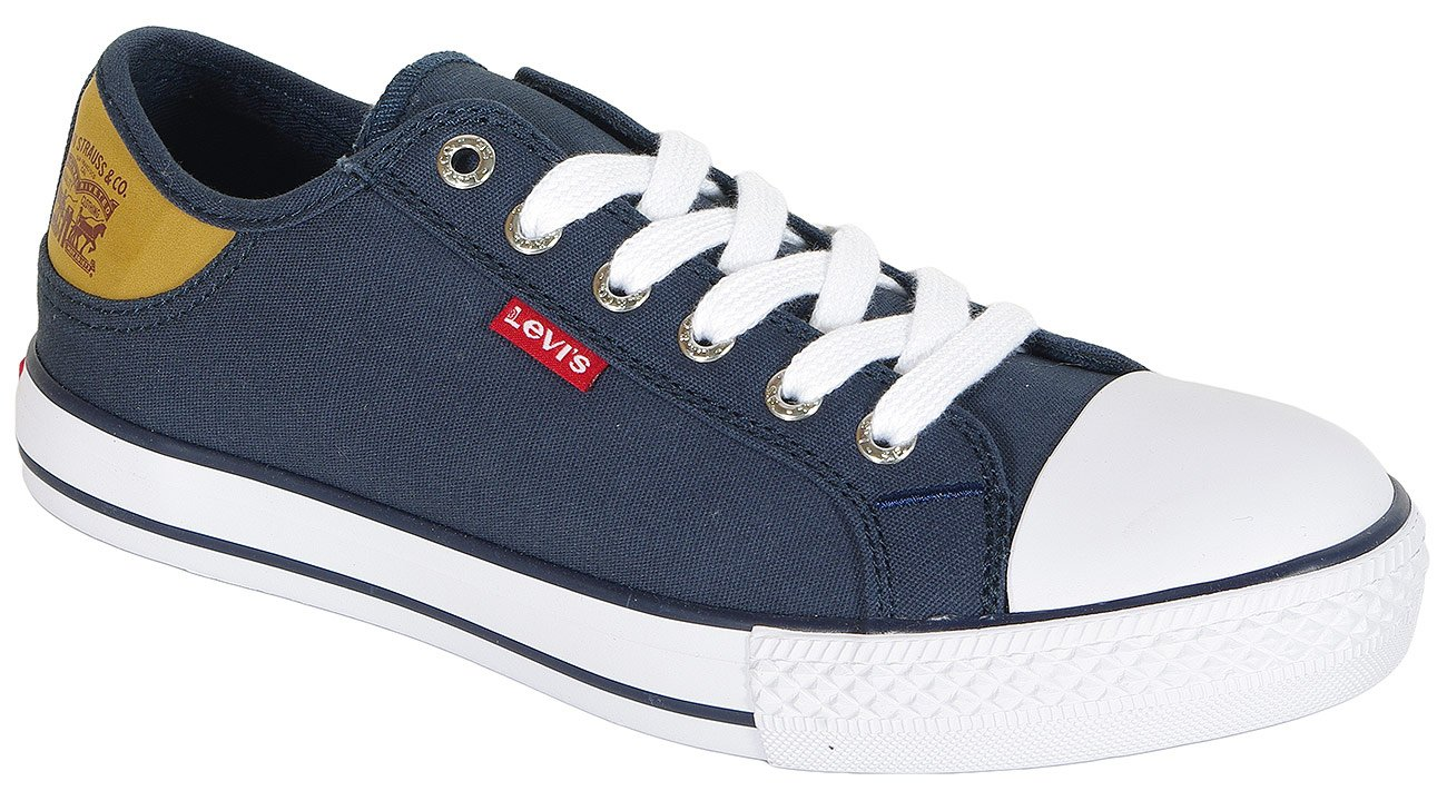 Levis Stan Buck Lady sneakers navy blue