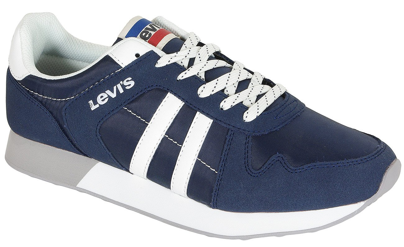 Levis Weeb sneakers navy/blue