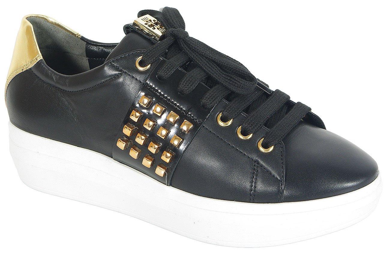 Hogl 3930 Premiumsheep Black sneakers