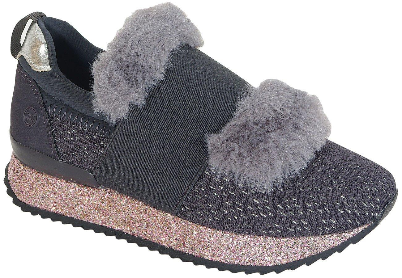 Gioseppo 42467 Dk Grey sneakers