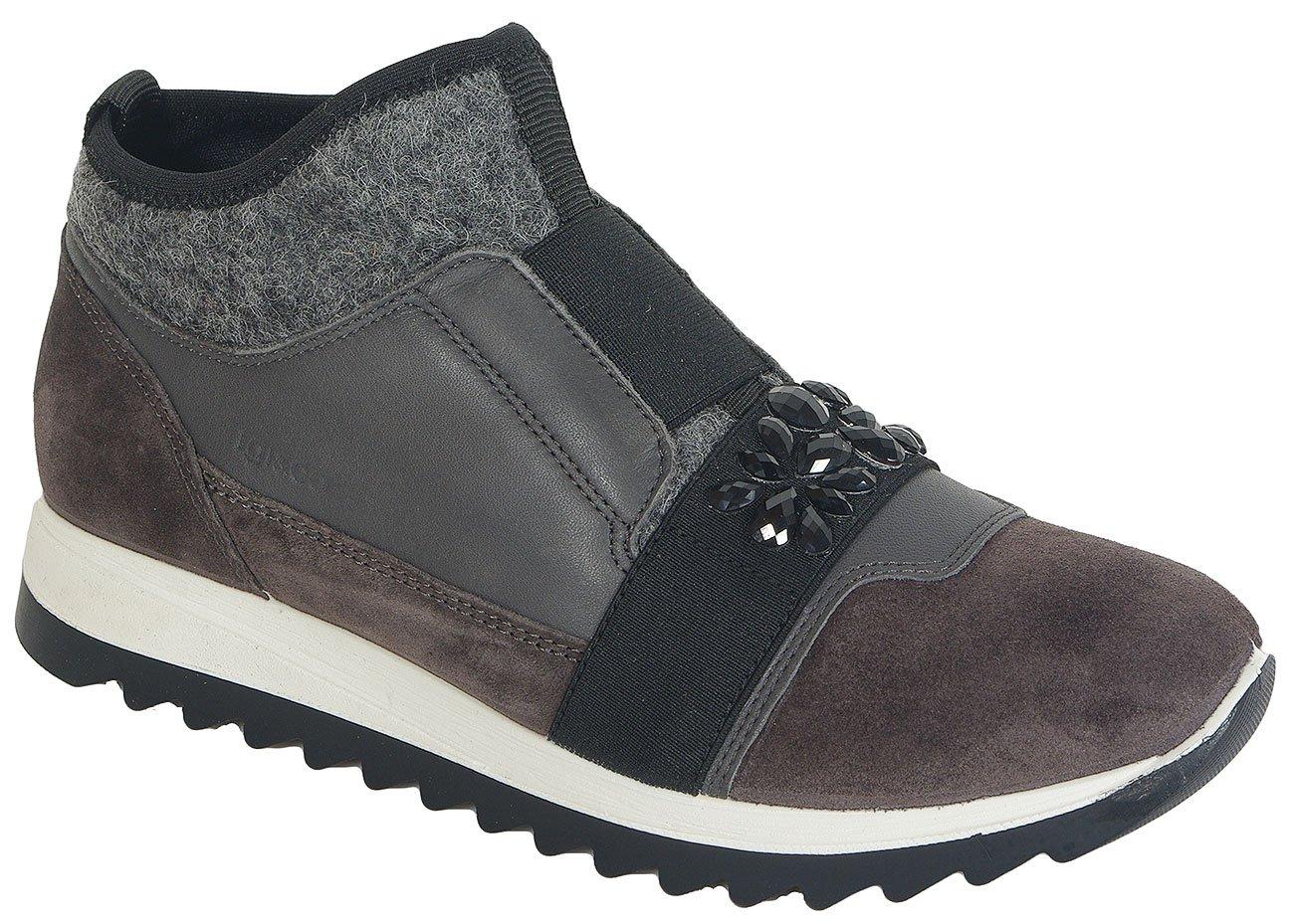 igi&co Eden Nappa Vel Grigio sneakers