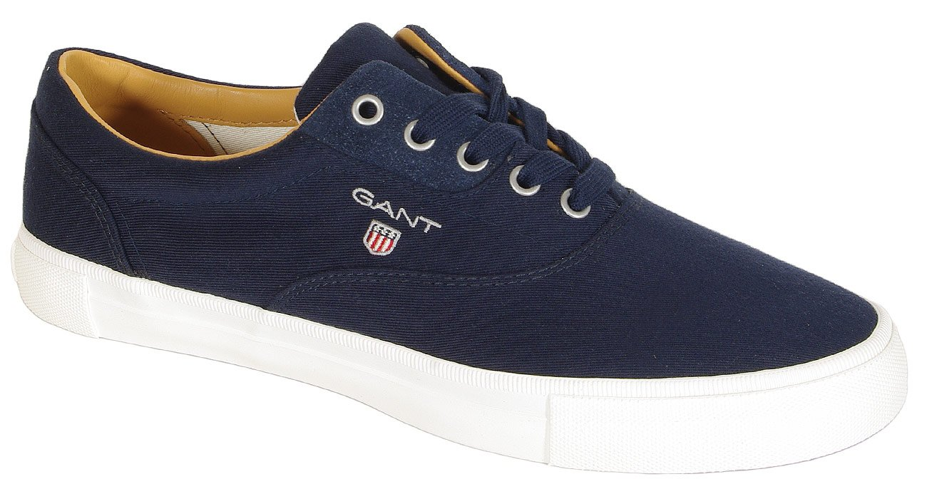 Gant Hero sneakers cotton twill marine