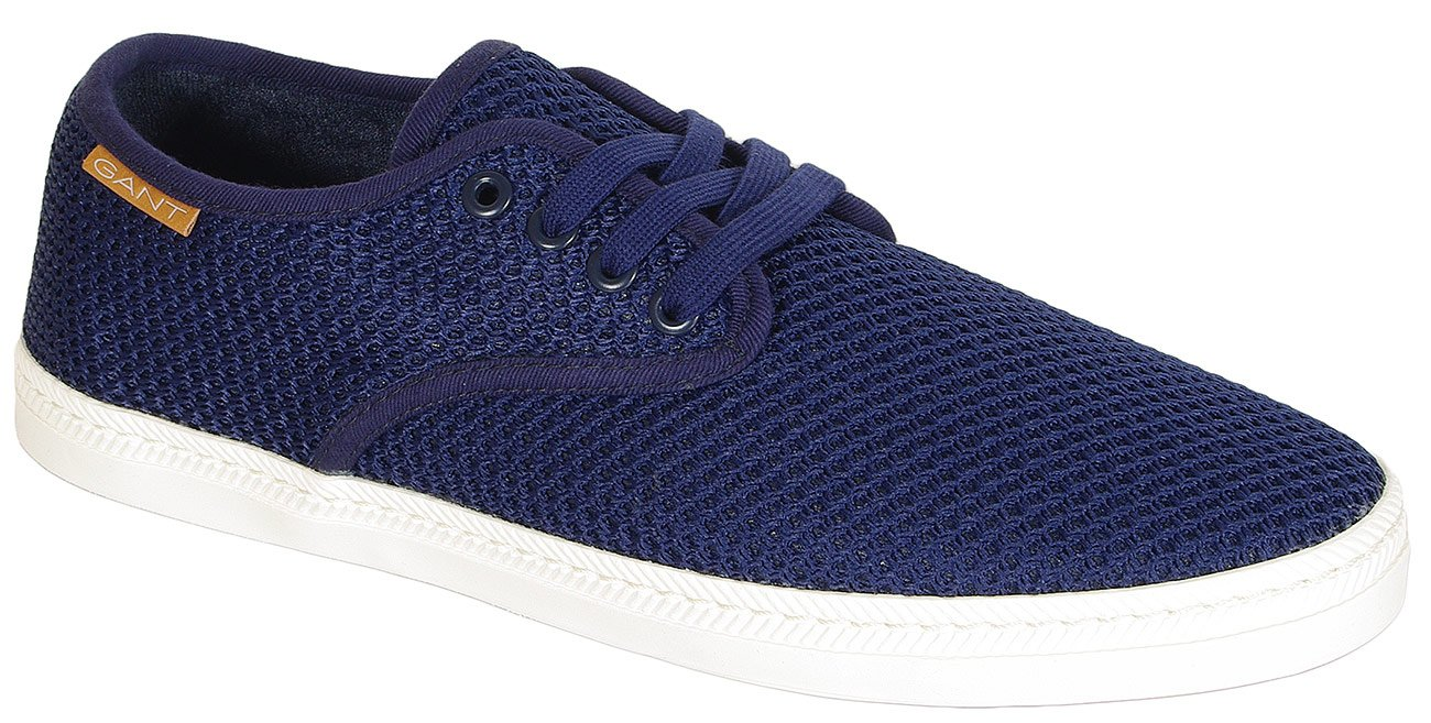 Gant Frank sneakers cotton mesh marine