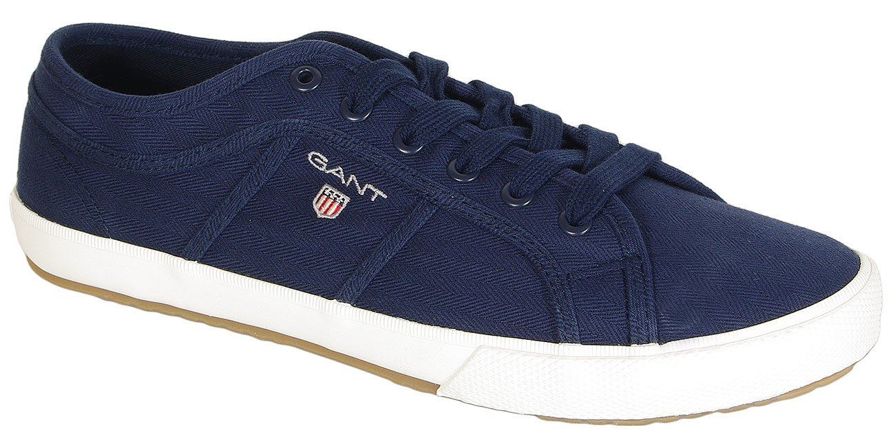 Gant Samuel sneakers nerringbone marine
