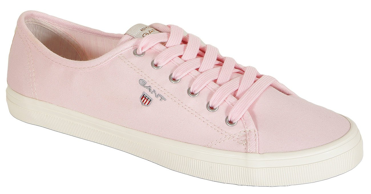 Gant New Haven sneakers washed twill blossom pink