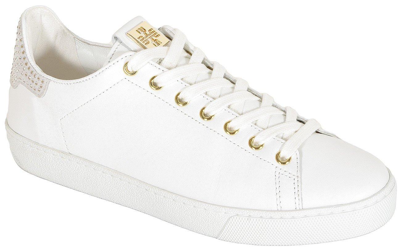 Hogl 0350 Glammy sneakers lammleder white