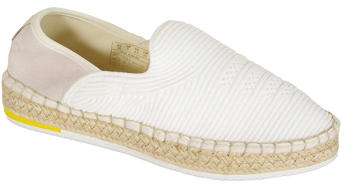 Gant Carol slip on suede off white