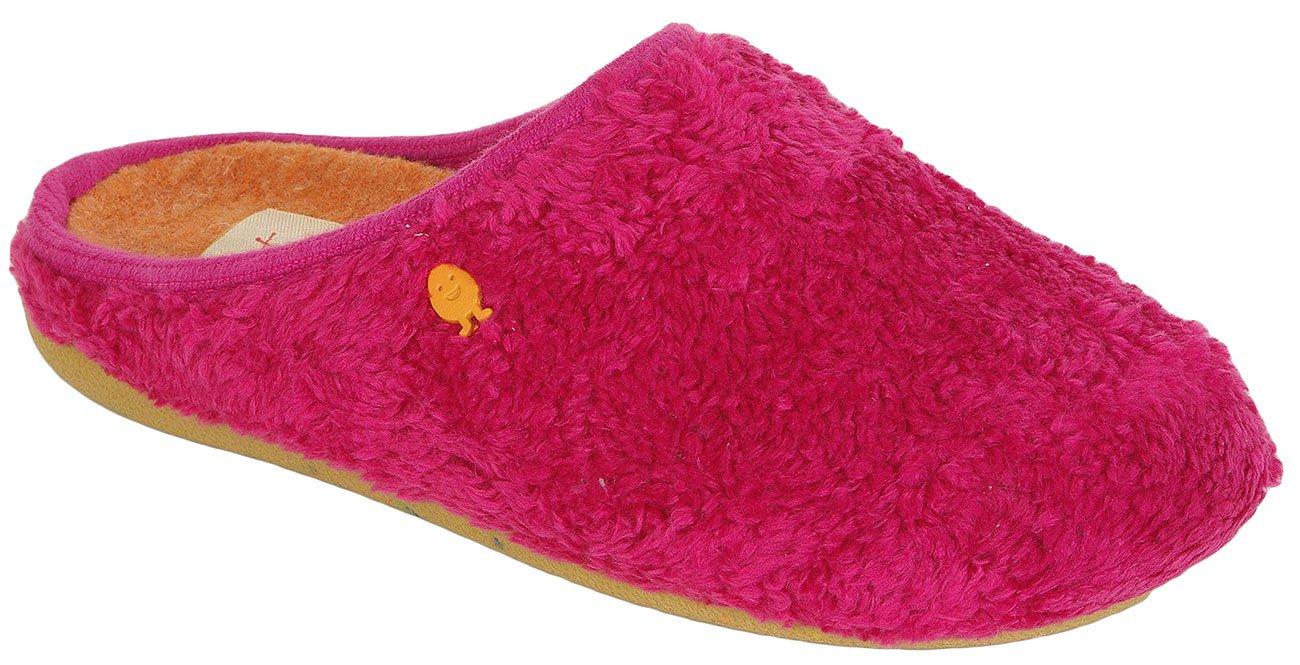 Gioseppo 41405 Hot Potatoes Burgund obuwie domowe