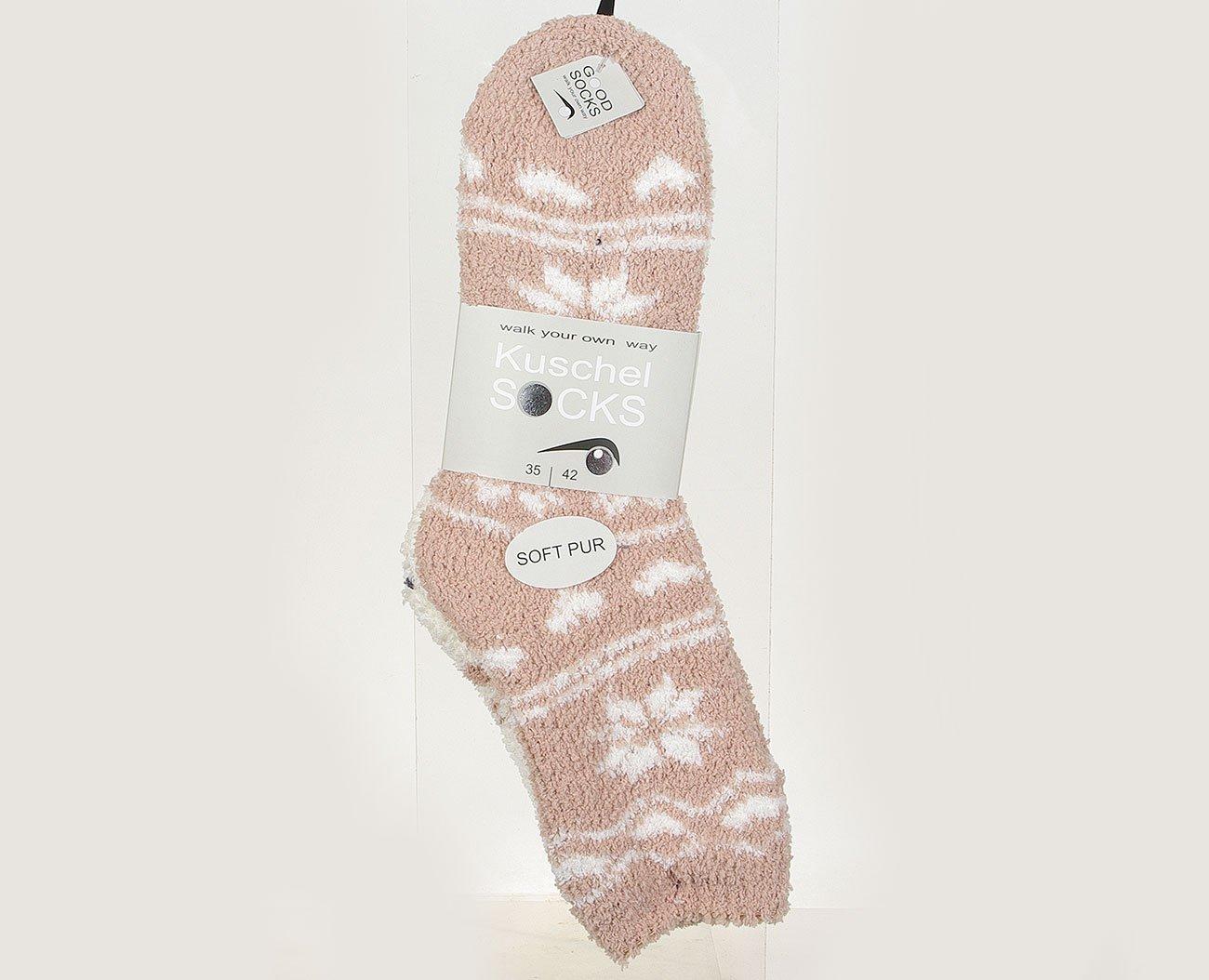 Good Socks Kuschel Soocks 375907 Beige skarpety