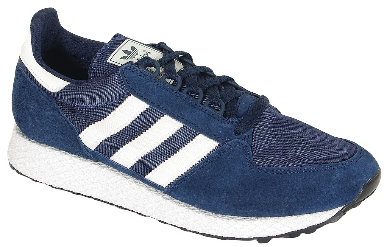 Adidas Forest Grove originals navy/white